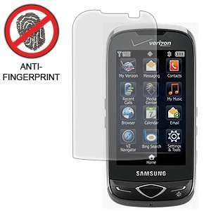 Anti Fingerprint Screen Protector for Samsung Reality U820