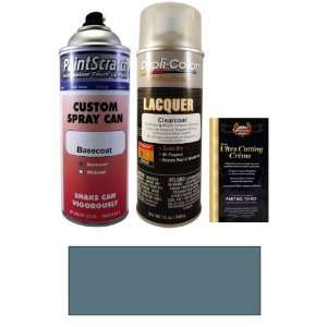 12.5 Oz. Dark Blue Pearl Metallic Spray Can Paint Kit for 2006 Toyota