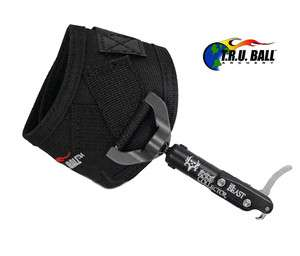 Tru Ball The Beast Release Black Velcro