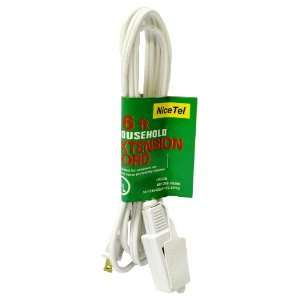 6 FT Household Extension Cord