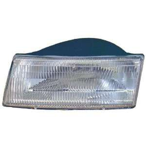 CHRYSLER TOWN & CENTURY /DODGE CARAVAN/PONTIAC VOYAGER 91 95 HEADLIGHT
