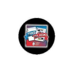 World Poker Tour Big Slick Button WB1607 Toys & Games