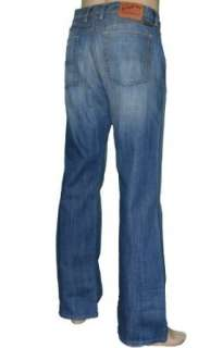 Lucky Brand Mens Relaxed Bootleg Jeans Clothing