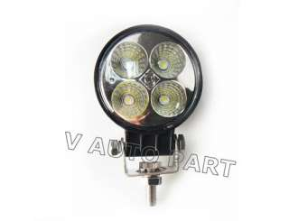 12W LED Driving Work light Lamp for Tractor Truck Car Boat Van 12V 24V