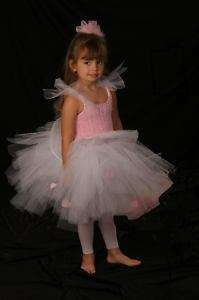 ODOD Boutique Custom Sweet Ballerina Tulle Tutu 2p Set