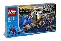 LEGO 4856 Super Heroes Spider Man 2 Doc Ocks Hideout Minifigures New
