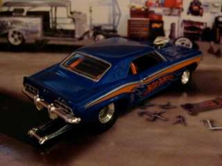 Hot Wheels 69 Camaro Pro Street 1/64 Scale Limited Edit