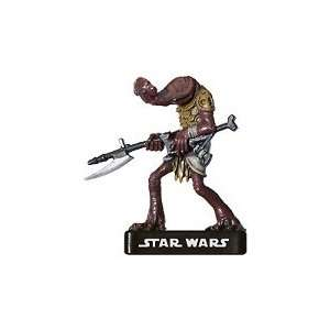 Star Wars Miniatures Ithorian Commander # 10   Alliance
