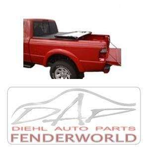 FORD F 150 6.5 BED 04 08 HARD TRI FOLD TONNEAU COVER Automotive