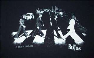 The Beatles Abbey Road T Shirt Medium