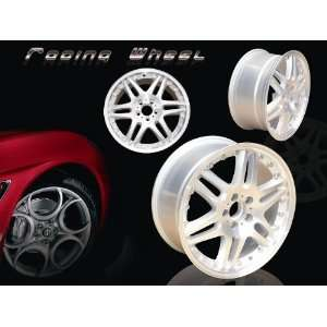 Bay Speed Lorinser Style 18 inch Alloy Wheels Automotive