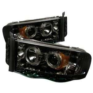 Dodge Ram 1500/2500/3500 Halo Led Projector Headlights / Head Lamps