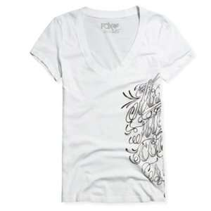 Fox Racing Goodonya Vneck White L Automotive