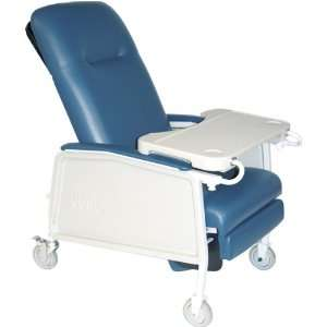 3 Position Bariatric Geri Chair Recliner Beauty