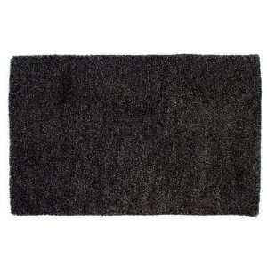 Rugs Tiranga Collection Handmade Wool Hearth Rug Black
