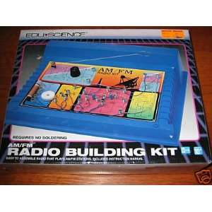 Edu Science Am/Fm Radio Building Kit