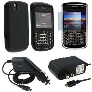 4in1 Accessory Pack For Blackberry Tour 9630 Phone Case