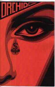 2011 Shepard Fairey Variant Cover Tom Morello Dark Horse