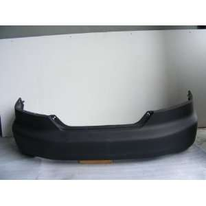 Honda Accord Coupe Rear Bumper Cover 06 07 Automotive