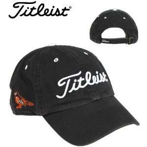 Baltimore Orioles Logo Titleist Baseball Hat