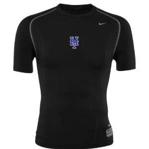 New York Mets Nike Tight Crew Neck T Shirt