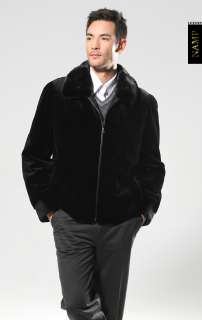 NEW 2012 Mens Top luxury mink fur coat Minks COAT