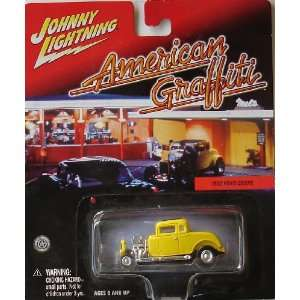 Johnny Lightning American Graffiti Die Cast Car 1932 Ford