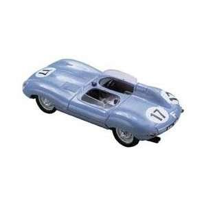 Brumm 143 1957 Jaguar Type D LeMans Jean Lucas Mary H