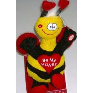 Be My Honey Love Bumble Bee Stuffed Animal Plush Bug Sings