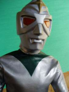 MIRRORMAN MARMIT SUPER HEROES ACTION FIGURE 12 FIGURE