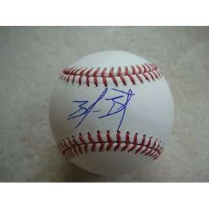 Brandon Belt San Francisco Giants Signed Official Ball   Autographed