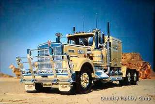 Revell 1/25 Kenworth Australia Truck model kit#7549
