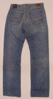 6927 Mens Agave Denim Gingo Clasic Straight Leg Jean Size 36 NWT