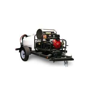Shark Commercial 3000 PSI (Gas Hot Water) Trailer Pressure