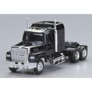 Power   1/87 Ford 9000 Semi Truck Cab Black HO (Trains) Toys & Games