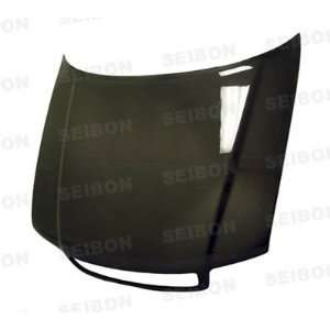 SEIBON CARBON FIBER HOOD OEM HD9601AUA4 OE Automotive