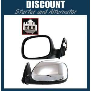New Driver Side Mirror LH, 2000 2004 Toyota Tundra, Power, Non Heated