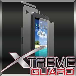NEW Samsung Galaxy Tab 7.0 FULL BODY Clear LCD Screen Protector Case