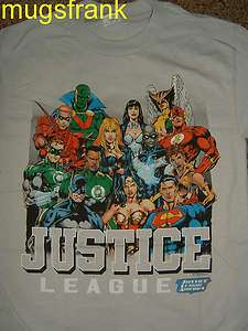 League Group Superman,Flash,Wonder Woman,Batman Dc Comics Shirt