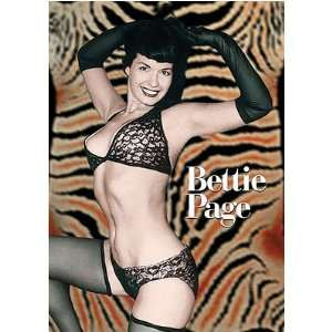 BETTIE PAGE POSTER 24 X 36 #ST3181