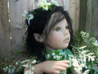 Reborn Fairy doll girl So Sweet Donna RuBert Skeeter sculpt