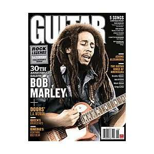 Guitar World Magazine Back Issue   June 2011 Musical