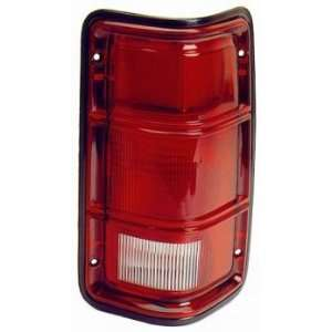 DODGE pickup RAMCHARGER /TRAIL DUSTER 12/87 93 TailLight