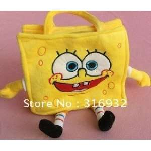 baby toy spongebob backpacks plush baby cute cartoon baby