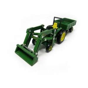 Ertl John Deere Tractor and Wagon Toys & Games