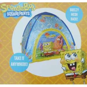 Spongebob Squarepants Outdoor Play Tent Toys & Games