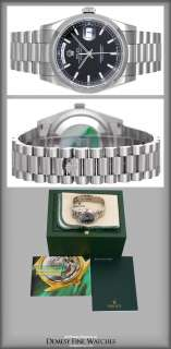 Mens Rolex President Day Date Watch 118209