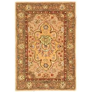 Safavieh PC460A Persian Court Area Rug, Ivory Taupe