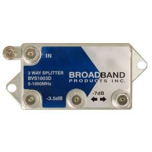 Broadband Pro Series   Commercial Grade 1GHz 3 Way