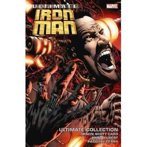 Iron Man Ultimate Collection [Paperback] Orson Scott Card Books